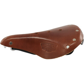 Brooks B17 S Standard Selle en cuir de maïs Femme, honey